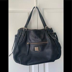 Leather Dooney Purse